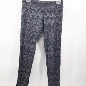 Soybu Lotus leggings size medium